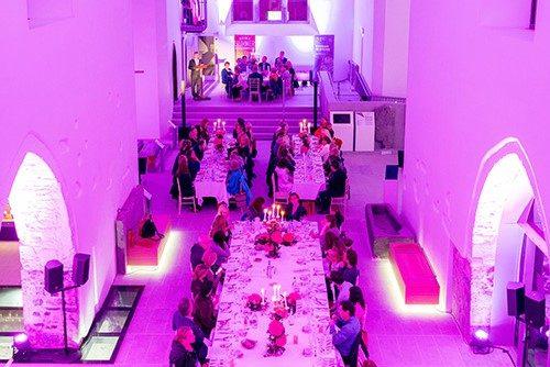 Medieval Mile Banquet